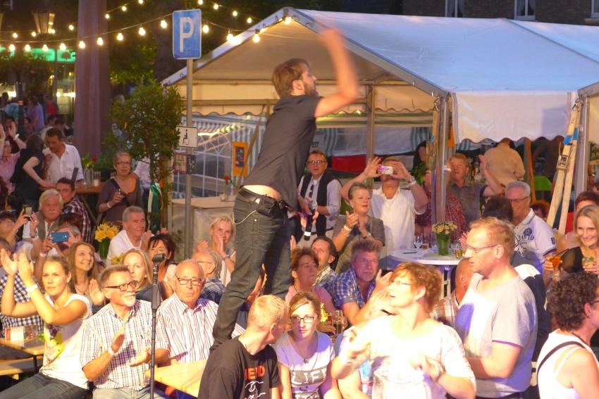 Dorffest 2015 Samstag Abend _098