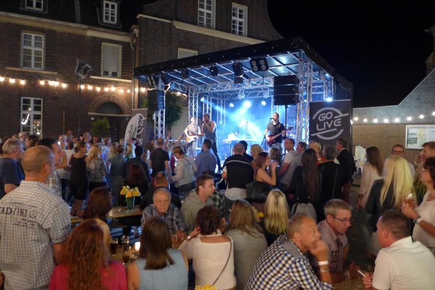 Dorffest 2015 Samstag Abend _375