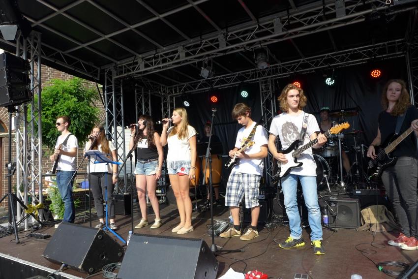 Dorffest 2015 Samstag Nachmittag _090
