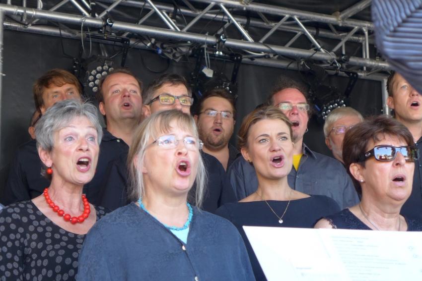 Dorffest 2015 Sonntag Vormittag _061