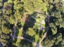 Barfußpfad Luftaufnahmen